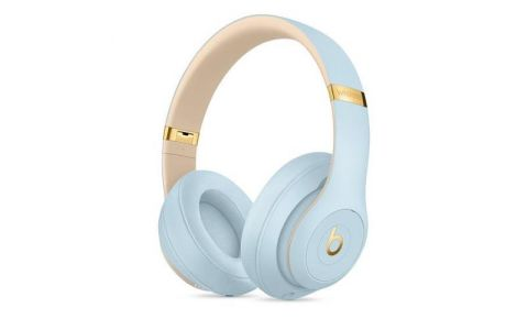 Beats Decade Collection Studio 3 Wireless Over-Ear Headphones - Crystal Blue