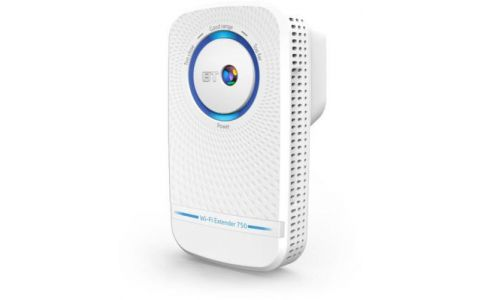 BT 11ac Dual-Band Wi-Fi Extender 750