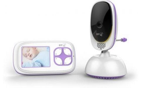 BT Video Baby Monitor 5000