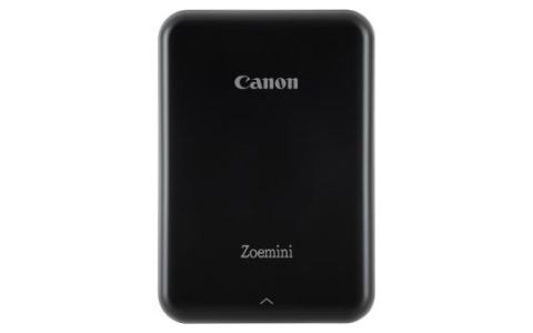 Canon Zoemini Slim Body Pocket Size Photo Printer Black