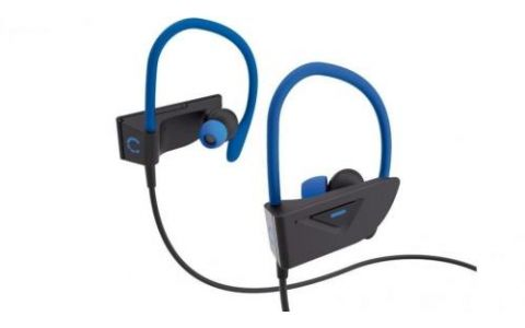 Cygnett FreeRun Wireless Bluetooth In-Ear Headphones - Blue