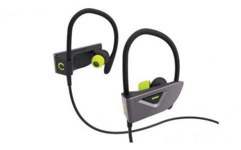 Cygnett FreeRun Wireless Bluetooth in-Ear Headphones - Green