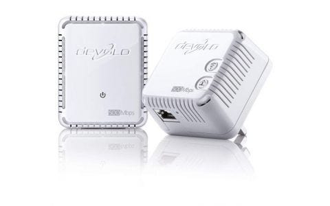 Devolo dLAN 500 Wi-Fi Powerline Starter Kit
