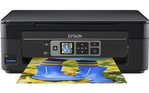 Epson Expression XP-352 Small-In-One Printer