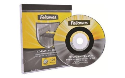 Fellowes CD Drive Lens Cleaner