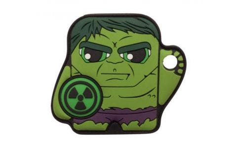 foundmi Marvel Hulk 2.0 Tracker