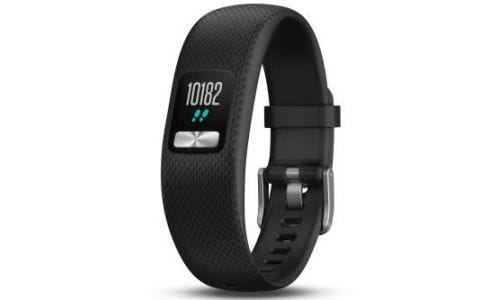 Garmin Garmin Vivofit 4 WW Fitness Activity Tracker Large - Black