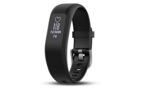 Garmin Vivosmart 3 Fitness Watch - Large - Black