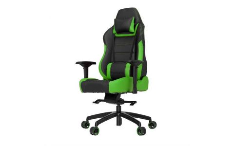 Vertagear Racing P-Line PL6000 - Gaming Chair - Black/Green