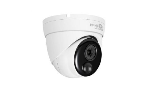 HomeGuard 1080P Heat-Sensing PIR Dome Camera with Night Vision
