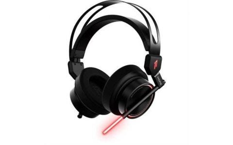 1MORE Spearhead VR Over Ear Gaming Headphones - Black