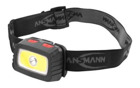 Ansmann HD200B LED Head Light