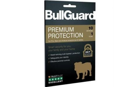 Bullguard Premium Protection 10 Devices - 1Year