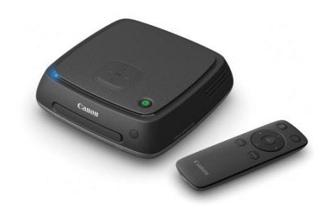 Canon CS100 Connect Station 1TB Storage NFC and Wi-Fi Hard Drive