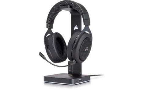 Corsair HS70 Wireless Carbon Headset