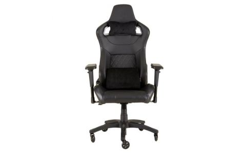 Corsair T1 Race 2018 Gaming Chair - Black/Black