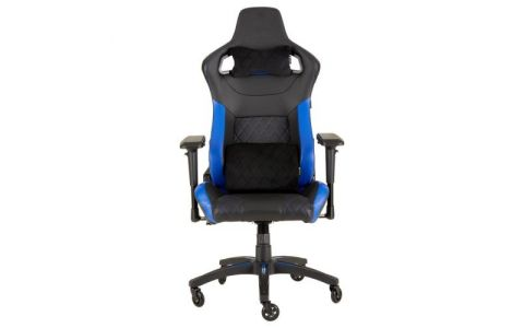Corsair T1 Race 2018 Gaming Chair - Black/Blue