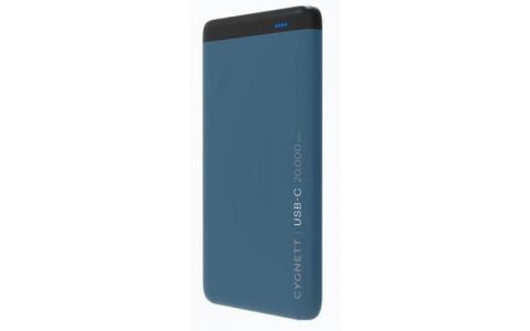 Cygnett ChargeUp Pro 20000mAh USB-C Power bank - Teal