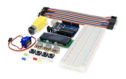 Ebotics Build & Code Basic Electronic and Programming Kit