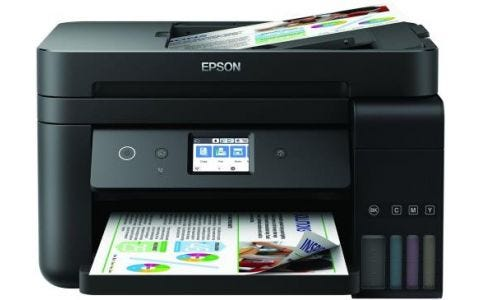 Epson EcoTank ET-4750 Printer