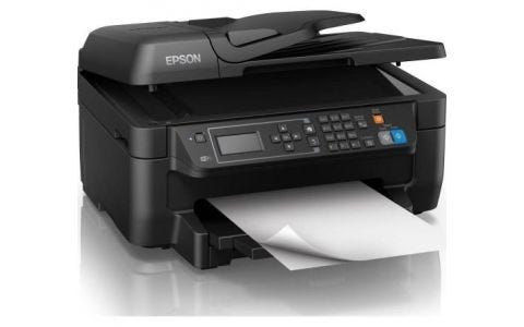 Epson WF-2750 A4 Colour Inkjet Printer Copy Scan Fax. Duplex Wifi & Air Print