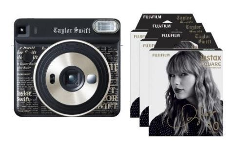 Fujifilm Instax Square SQ6 Instant Camera Taylor Swift Edition + 30 Shots