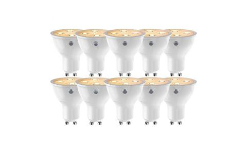 Hive GU10 Dimmable LED 10 Pack - Warm White