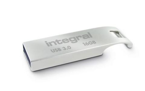 Integral 16GB Metal Arc USB 3.0 Flash Drive