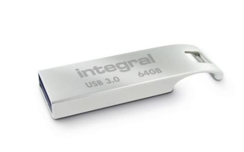 Integral 64GB Metal Arc USB 3.0 Flash Drive