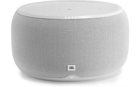 JBL Link 500 Voice Activated Speaker - White