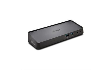 Kensington 5Gbps USB 3.0 Dual 2K Docking Station - HDMI/DVI-I/VGA - Windows