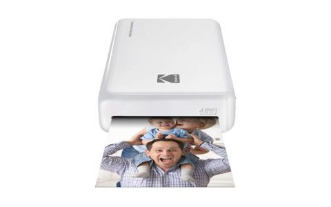 Kodak Mini 2 Instant Printer - White