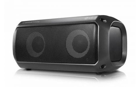 LG PK3 XBOOM Go Portable Bluetooth speaker with Meridian Technology