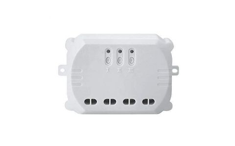 Lightwave Connect Series 3-Way Inline Relay - White