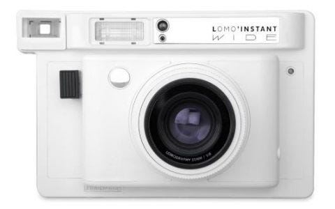 Lomography Instant Wide Camera White