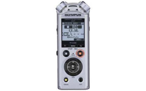 Olympus LS-P1 4GB Hi Res Audio Recorder inc Battery and Tripod Adapter