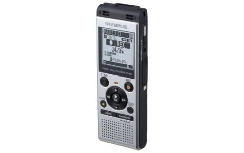 Olympus WS-852 4GB Digital Voice Recorder - Silver