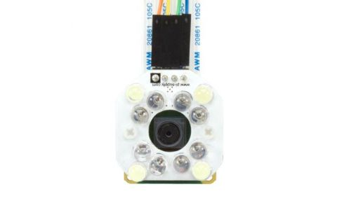 Pi Supply Bright Pi - Bright White and IR Camera for the Raspberry Pi