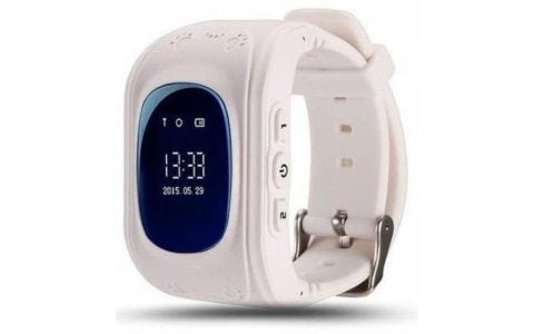 Pinit Intigo p1 Childrens GPS Smart Watch - White
