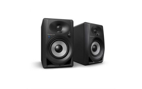 Pioneer  DM-40BT Active Monitor Speakers with Bluetooth - Black