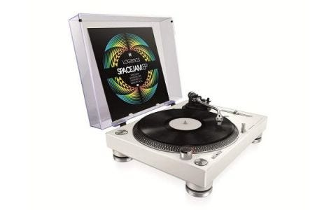 Pioneer PLX-500 Direct drive Turntable - White