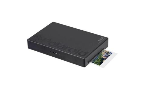 Polaroid Mint Printer with 5 Free Prints - Black