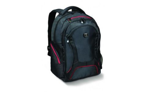 "Port Designs COURCHEVEL Laptop Backpack 15.6"" - Black"