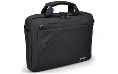 "Port Designs SYDNEY Toploading Notebook Bag 13/14"" - Black"