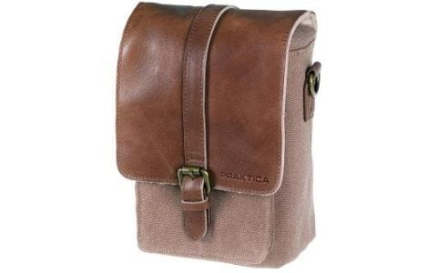PRAKTICA Heritage Leather Bag