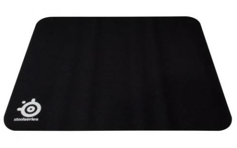 SteelSeries Qck 63004 Gaming Mouse Pad - Cloth - Rubber Base - Black