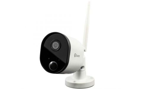 Swann 1080p Outdoor WiFi Camera - White
