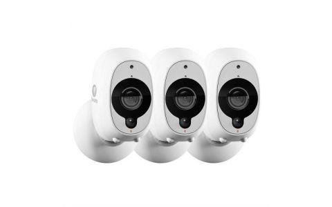 Swann Wire-Free Smart Security Camera 3 Pack