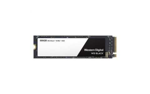 WD 500GB M.2 3D V2 PCIe NVMe High Performance SSD
