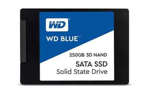 "WD Blue 3D 250GB 2.5"" SSD"
